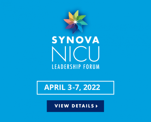 Synova - NICU Leadership Forum - April 3-7, 2021